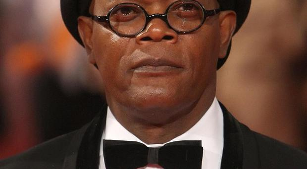 Samuel L Jackson is set to star in action movie Kite
