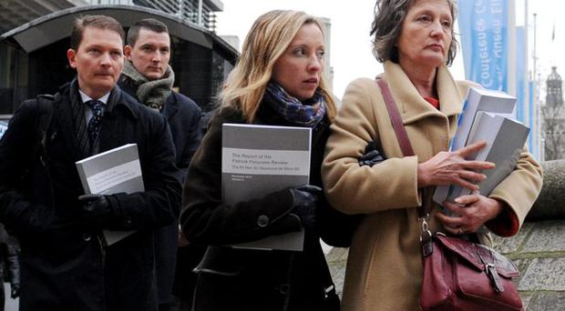 Misguided? The family of Pat Finucane believes Ed Miliband would order a public inquiry. Experience suggests otherwise