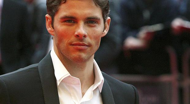 James Marsden has become a dad for the third time