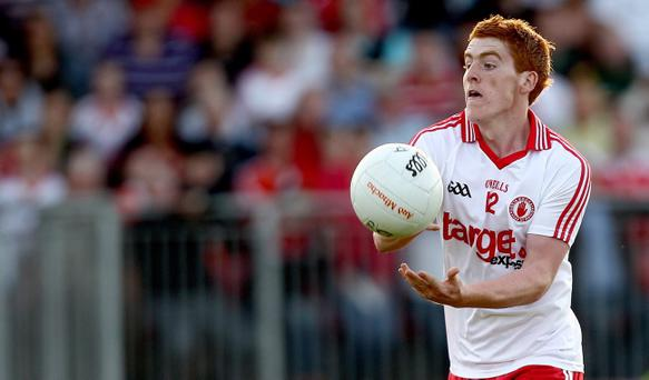 Peter Harte must strive to serve St Mary's College, Errigal Ciaran and Tyrone