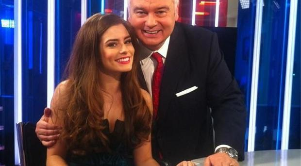 Mitzeee Minniver will appear on Sky News with Eamonn Holmes