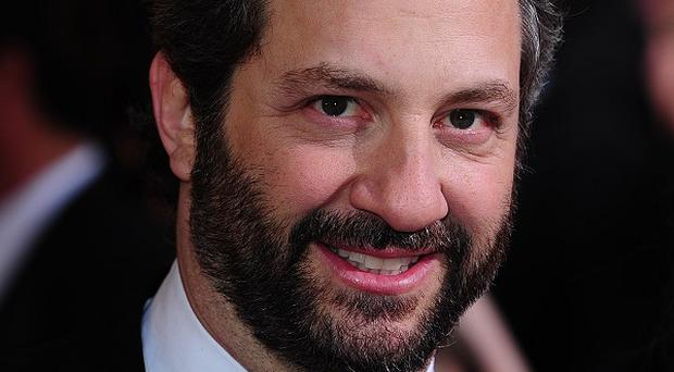 Judd Apatow's daughter fell asleep watching his film