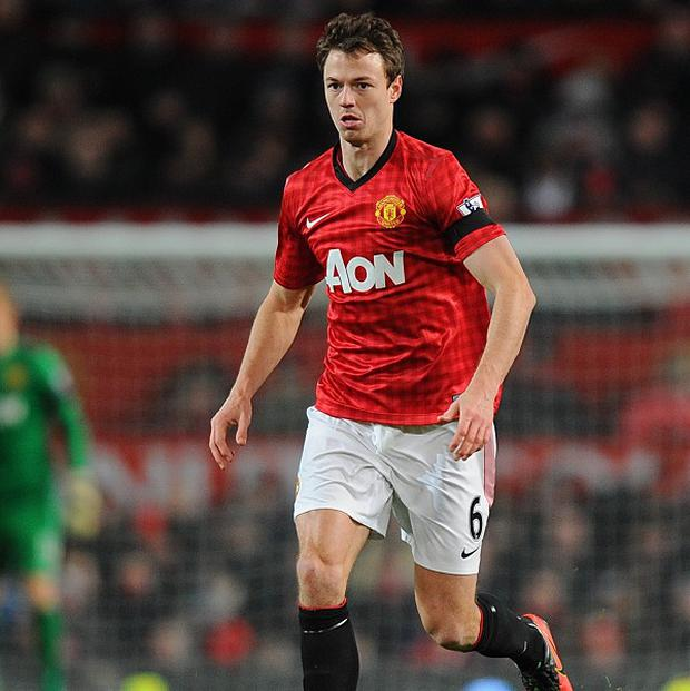 Jonny Evans has committed his future to Manchester United