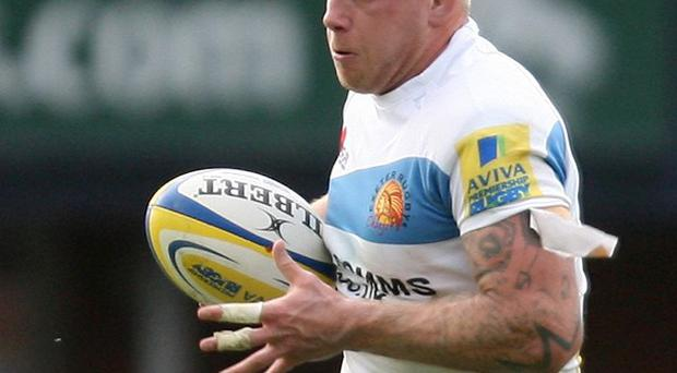 James Scaysbrook is keen for Exeter to maintain their momentum heading into the Premiership weekend