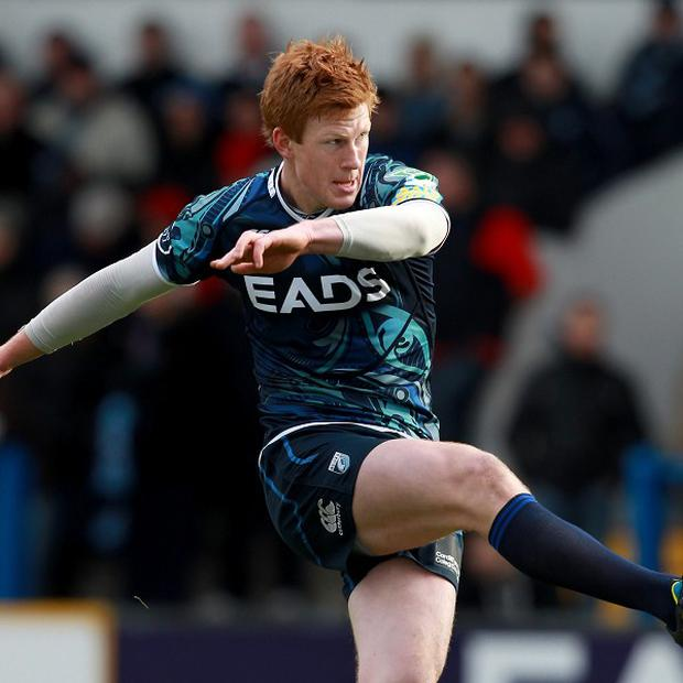Rhys Patchell's two penalties were not enough as Scarlets defeated Cardiff