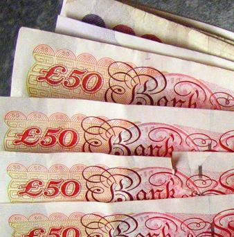 Businesses and members of the public have been advised to check bank notes very carefully