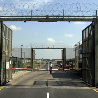 Eleven inmates serving life sentences at Maghaberry Prison have been granted Christmas leave
