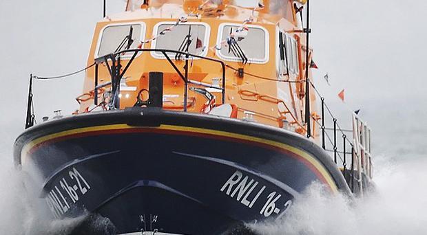 RNLI lifeboats and lifeguards saved 575 people in Northern Ireland in the past year