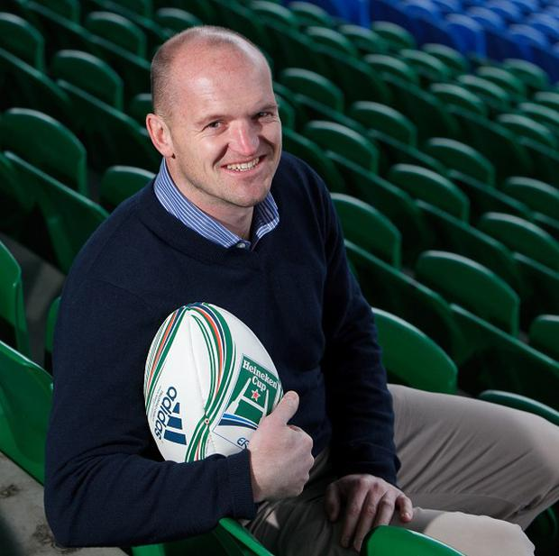 Gregor Townsend was delighted with Glasgow Warriors' win