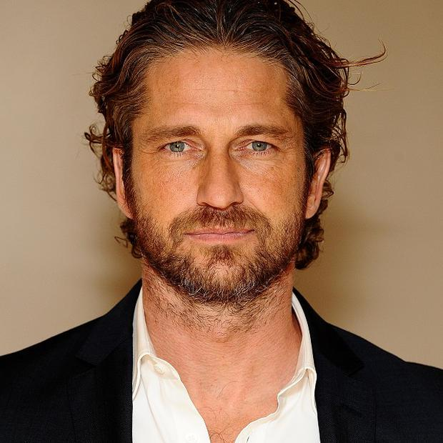 Gerard Butler stars in new film Playing For Keeps