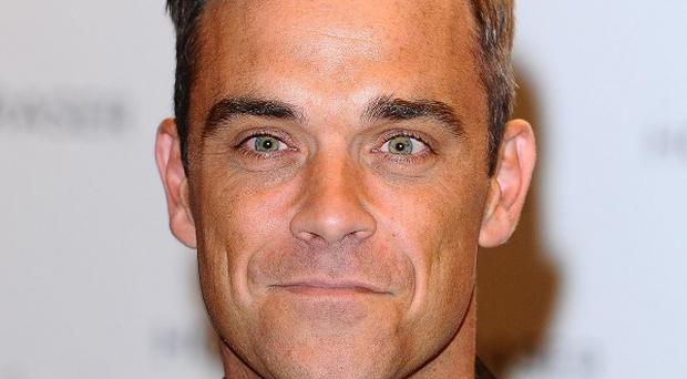 Robbie Williams is among the stars who feature on the Hillsborough tribute single