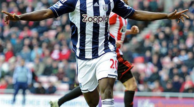 Romelu Lukaku insists he is happy to experience another loan spell at West Brom
