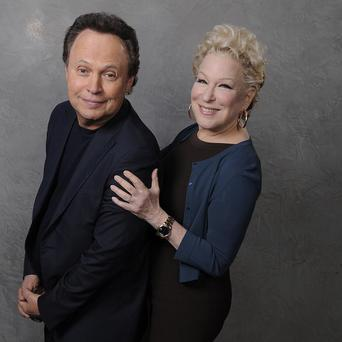 Billy Crystal and Bette Midler star in Parental Guidance