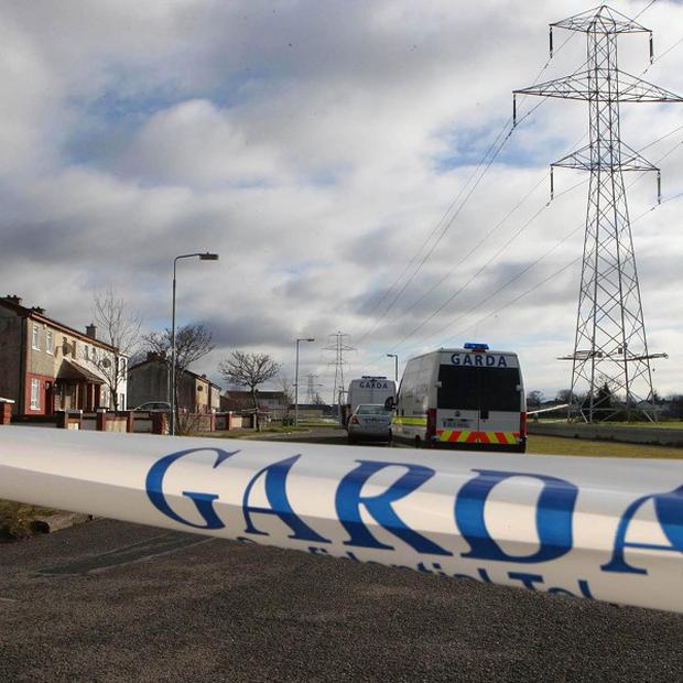 Gardai are investigating after a woman died in a house fire