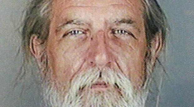 William Spengler set his house ablaze to lure firefighters into a death trap (AP)