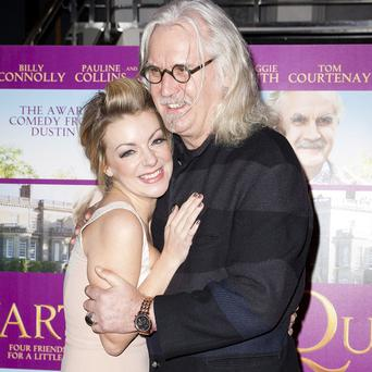 Billy Connolly and Sheridan Smith star in Dustin Hoffman's Quartet