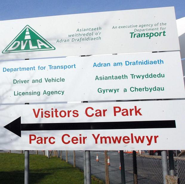Staff at dozens of DVLA offices are to go on strike for 24 hours as part of a dispute over closures and job losses