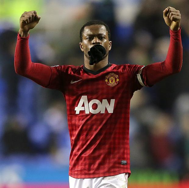 Patrice Evra revealed he has got used to the English football calendar around Christmas time