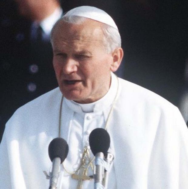 The former bishop of Cloyne John Magee said Pope John Paul II's 'unpredictable' nature could have seen him make a return papal visit