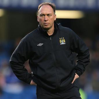 David Platt is confident Manchester City's strikers will start scoring on a more regular basis