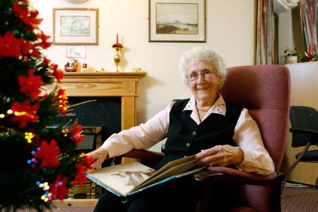 OBE: For services to the community and charitable fundraising - Georgina Dickson is still fundraising at the age of 89