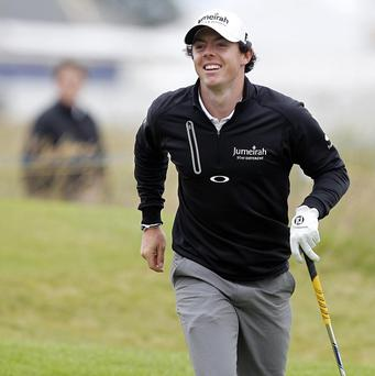 Rory McIlroy continues to accrue awards following his remarkable year