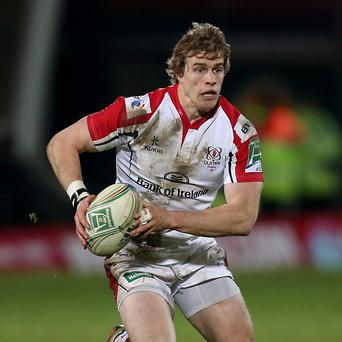 Andrew Trimble scored a try as Ulster beat Leinster