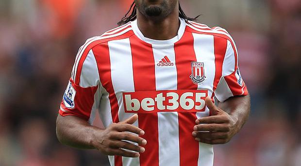 Cameron Jerome rescued a point for Stoke with a spectacular late strike