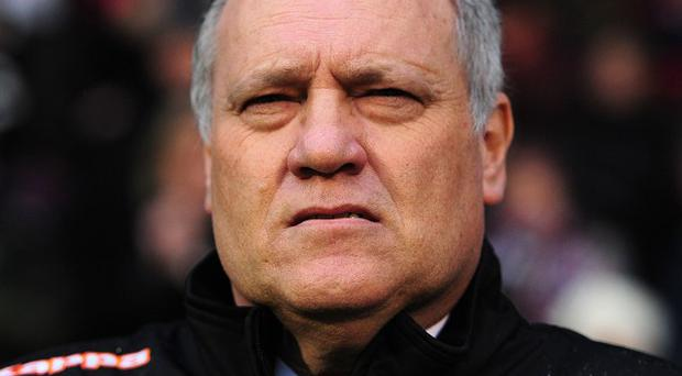 Martin Jol, pictured, compared goalkeeper David Stockdale's errors to 'Christmas gifts' for the opposition