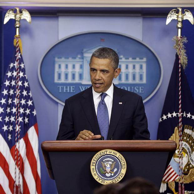 US President Barack Obama says his offers to Republicans have been so generous they have angered some Democrats (AP)