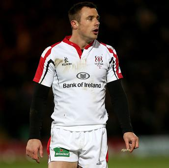 Tommy Bowe could be out for 'four months'