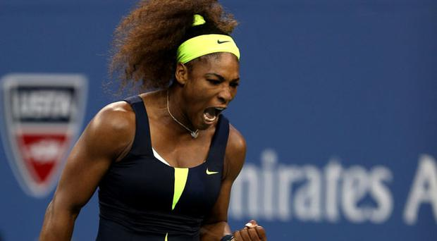 Serena Williams has 15 Grand Slam titles to her name
