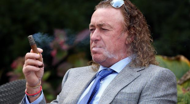 Miguel Angel Jimenez will be out of action for at least three months