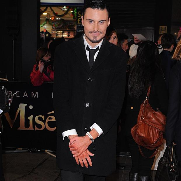 Rylan Clark is already favourite to win Celebrity Big Brother