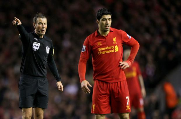 Luis Suarez was in sublime form for Liverpool against QPR