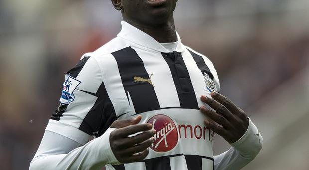 Demba Ba is expected to be included in the squad to face Everton
