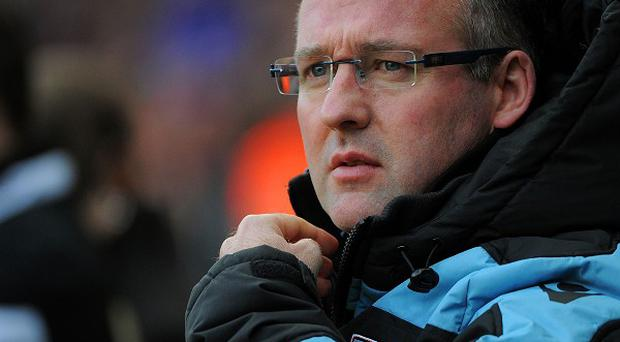 Paul Lambert was disappointed Aston Villa couldn't hold on to victory