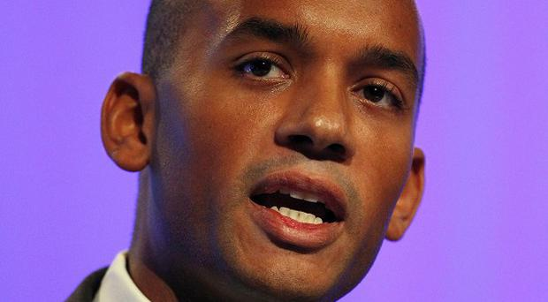 Chuka Umunna said small businesses 'are the lifeblood of our economy'