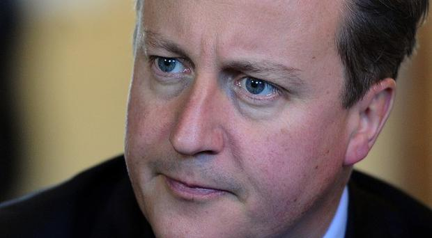 David Cameron said he would not allow a G8 summit where rich nations 'simply whip out a chequebook'