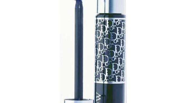 <b>1. Diorshow, £23, Christian Dior, available nationwide</b> <br/> Blue mascara might seem retro for a time all about looking forward but it will make eyes appear whiter and brighter in a nifty optical illusion.