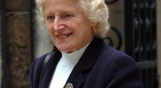 Baroness Butler-Sloss warned that police and social workers sometimes view abuse victims as 'bad girls'