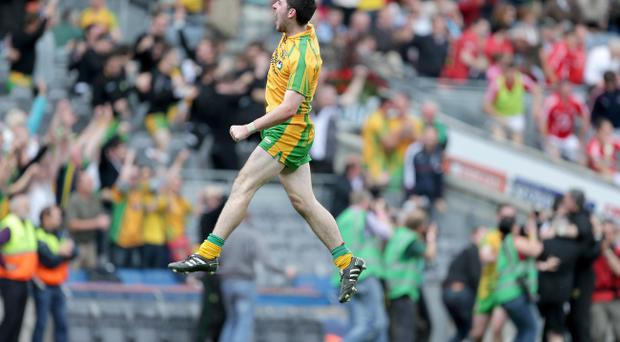 Donegal's Mark McHugh epitomises the ultra-fit modern player