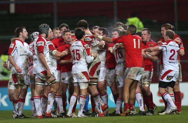 Ulster and Munster showed plenty of fight last week, but fans would have preferred to see stronger teams on the park for the interprovincial game