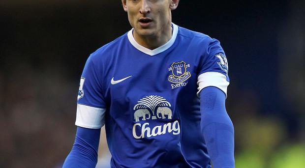 Nikica Jelavic has struggled a little in front of goal this season