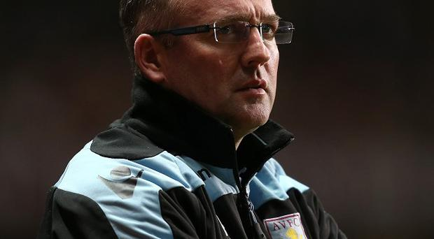 Paul Lambert has faith in his young Aston Villa squad