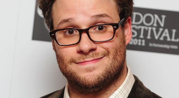Seth Rogen's latest film made him think about his own family relationships
