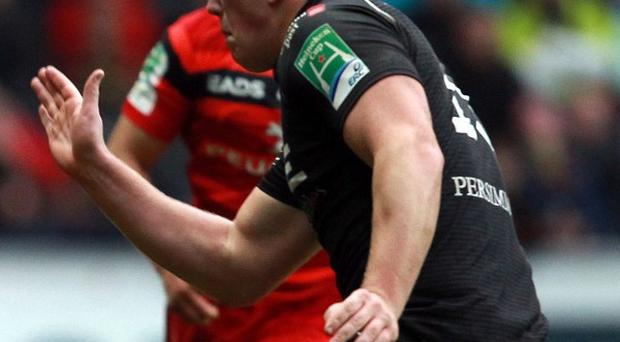 Ospreys' Lloyd Peers believes he is at the right club to develop