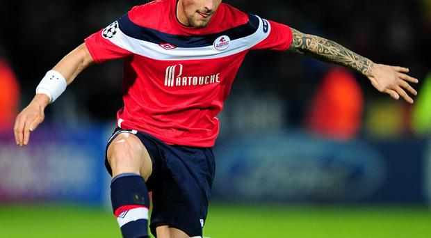 Mathieu Debuchy is due for talks with Newcastle this week
