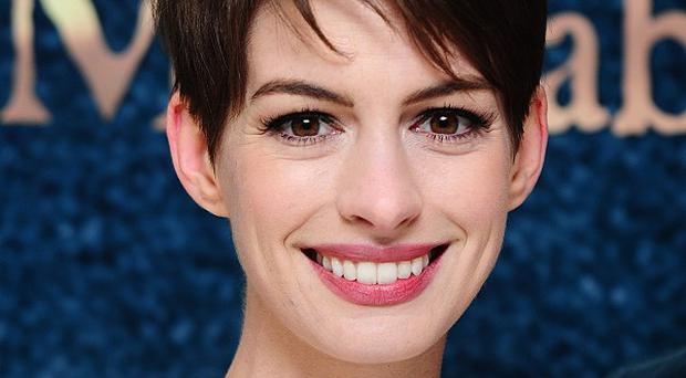 Anne Hathaway couldn't switch off from her role as Fantine