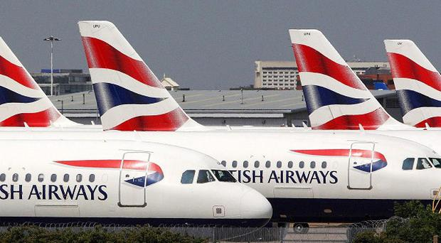 Two women reportedly tried to force their way into the cockpit on a British Airways flight from Gatwick to Tunis